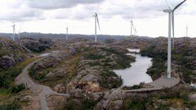 Windpower: Outdoor industry